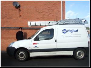 APJ-Digital-Residential TV Aerial Satellite Repairs Tamworth